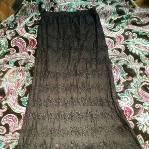 Lily White lace skirt